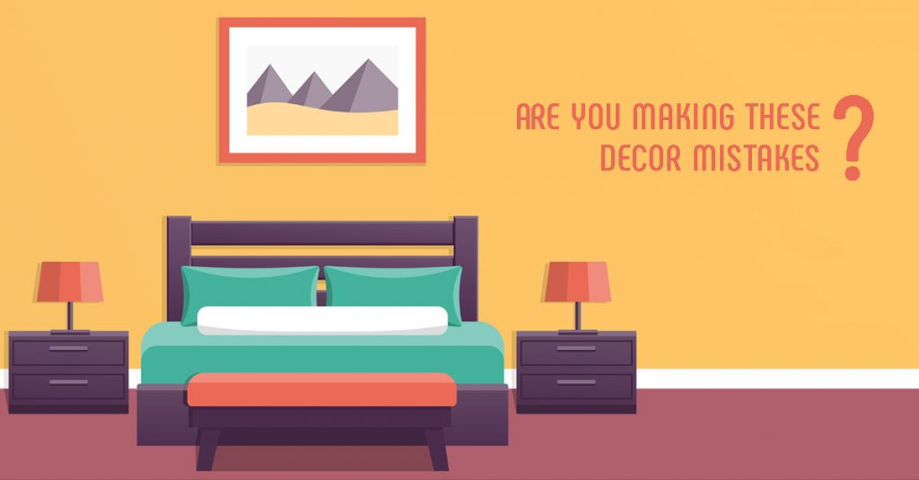 Are You Making These Bedroom Decor Mistakes? - Homebliss