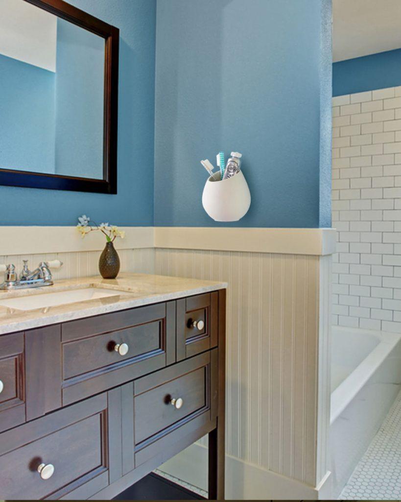 8 Creative Bathroom Storage Ideas