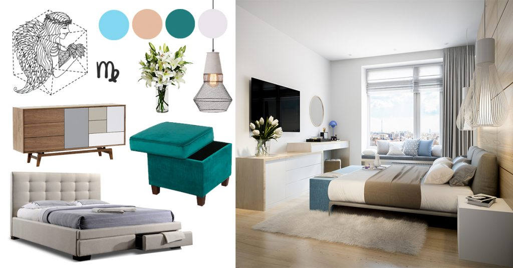 Bedroom Decor Ideas As Per Your Astrological Sign