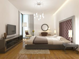 6 Ways to Ensure Positivity in a Newly Wed Couple's Bedroom - Direction of the bedroom