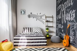 Tips for a Music-Inspired Home - Wall Decor