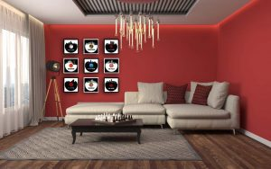 Tips for a Music-Inspired Home - Gallery Wall