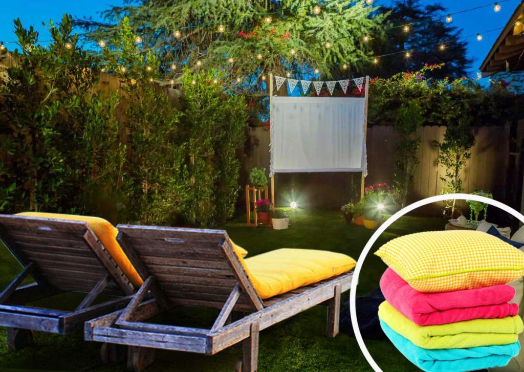 How to Organize a Movie Night Outdoors