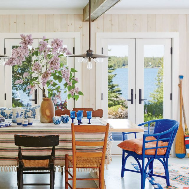Don't Match Your Dining Chairs
