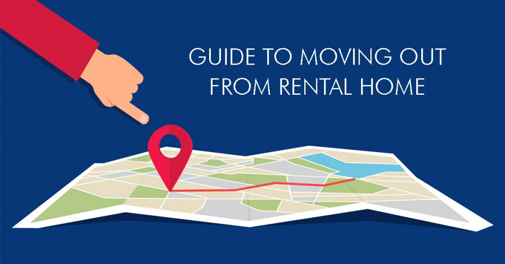 Your Guide to Moving Out of a Rental House