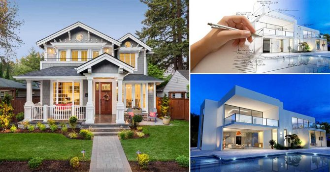 48 Tips To Design The Exterior Of Your Home Homebliss Impressive Design The Exterior Of Your Home