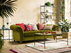 Things to Consider While Buying Upholstered Furniture - Fabric Color