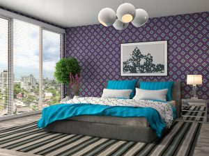 Decor Essentials For The Master Bedroom - Add a rug