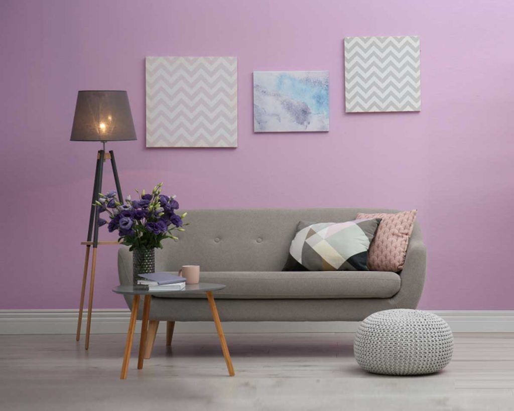 7 Ideas to Decorate with Lilac
