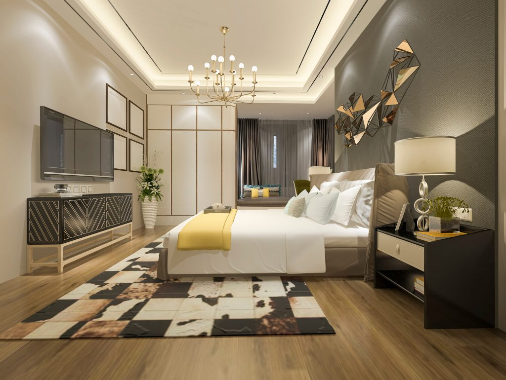 Decor Essentials For The Master Bedroom - Good Lighting