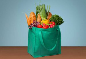 Unexpected Things You Can Clean in your Washing Machine - Reusable Grocery Bags