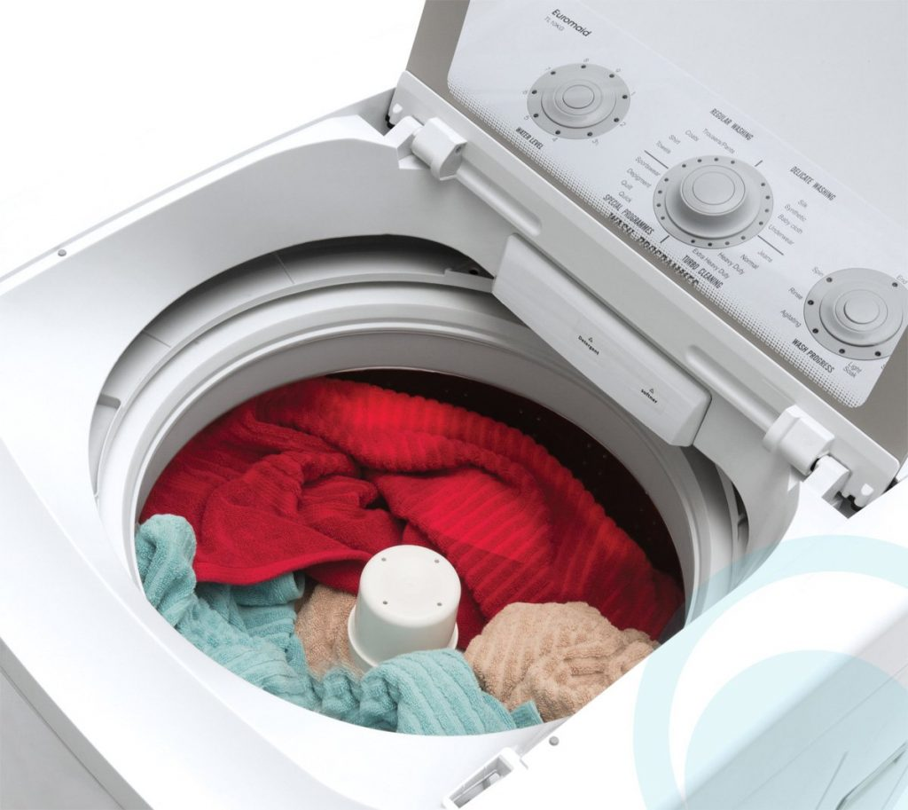 Tossing Bathmats In The Washing Machine Every Two Week