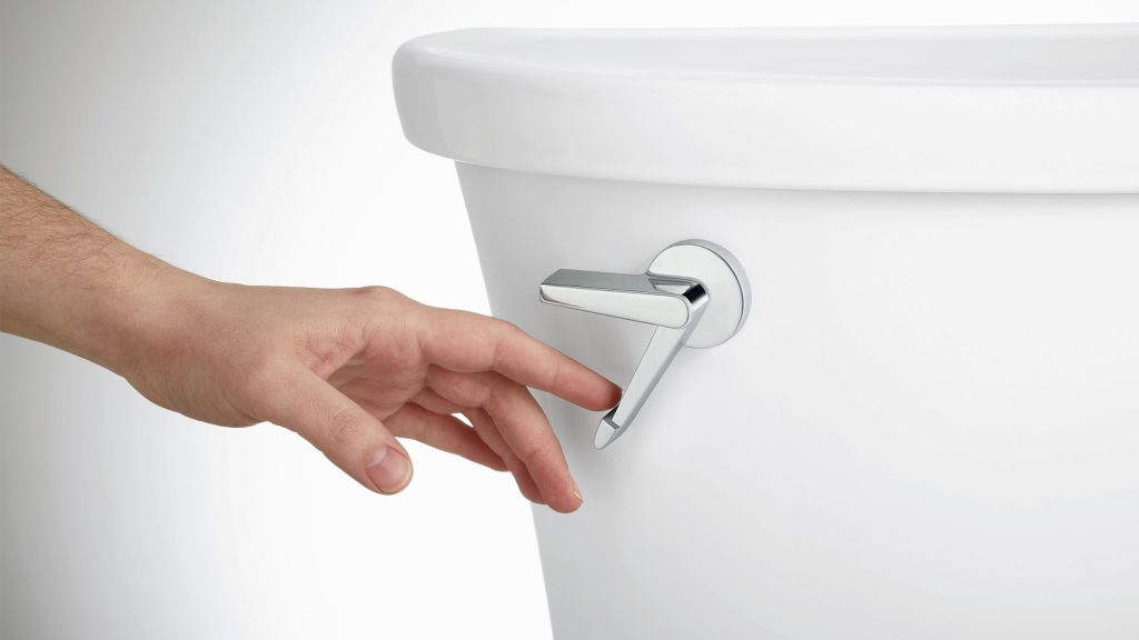 Flushing Every Time You Use The Toilet