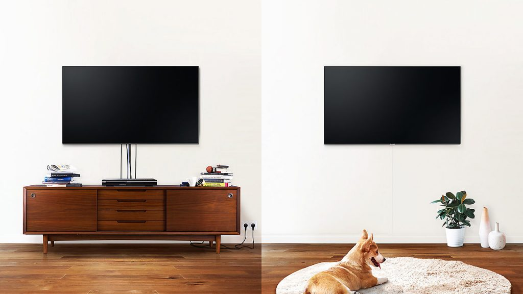 Bare TV Wires Making Your Home Look Cheap