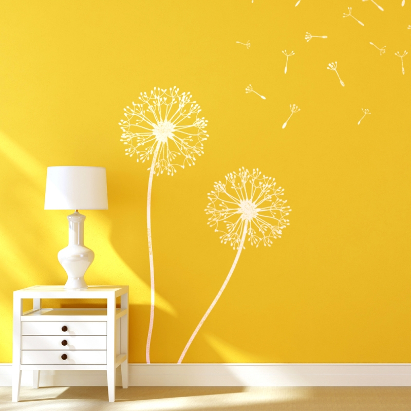 How The Yellow Color Of A Room Affects Your Mood