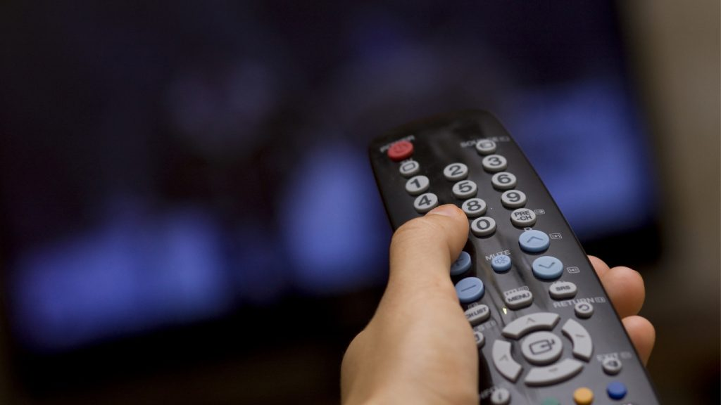 Dirtiest Things You Touch Everyday Remote Controls