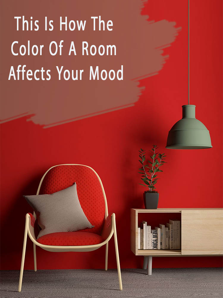 This Is How The Color Of A Room Affects Your Mood
