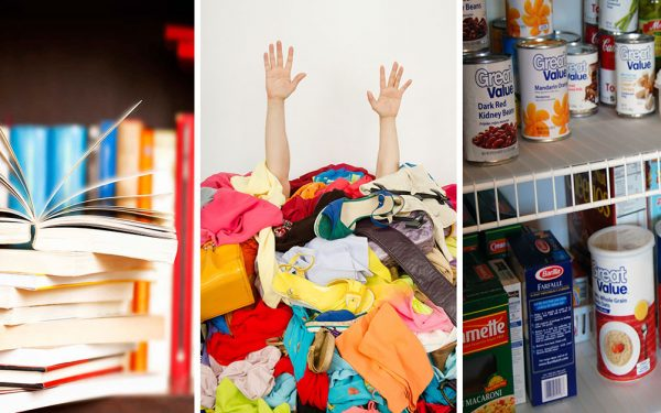 Kinds Of Clutter That We All Have In Our Home