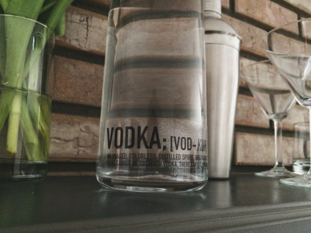 Clean Things With Food Vodka To Remove Bad Odor From Clothes