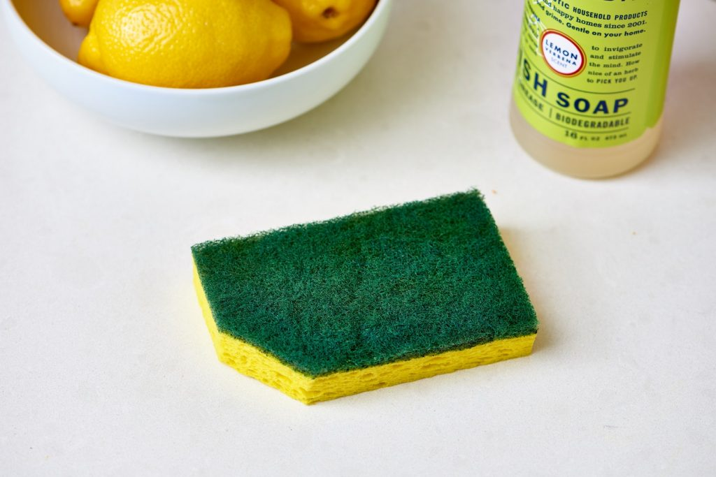 Home Hacks You Must Try Cut Your Kitchen Sponge