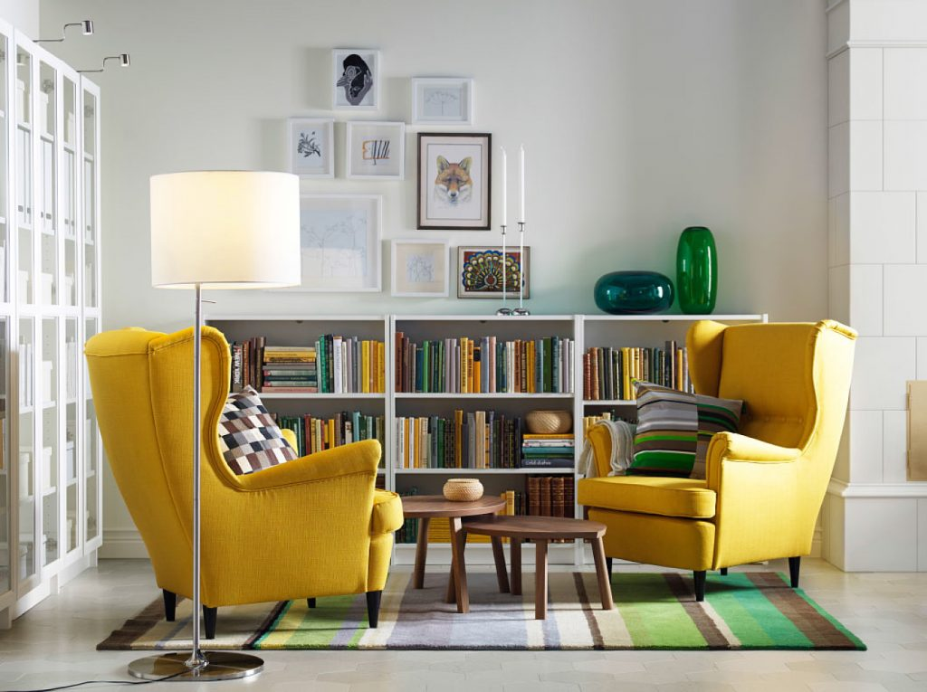Décor Instincts: Colors Yellow & Green