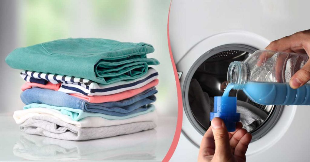 7 Ways To Get Rid Of Static Charge From Clothes - Use Fabric Softener