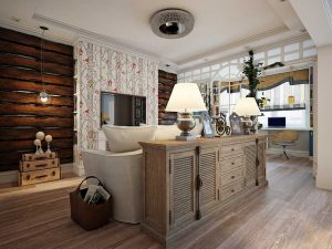 7 Reasons To Use Patterns In Your Home - Keeps a room anchored