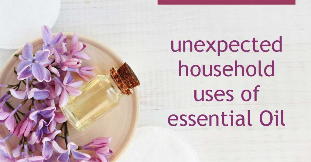 6 Unexpected Household Uses of Essential Oils