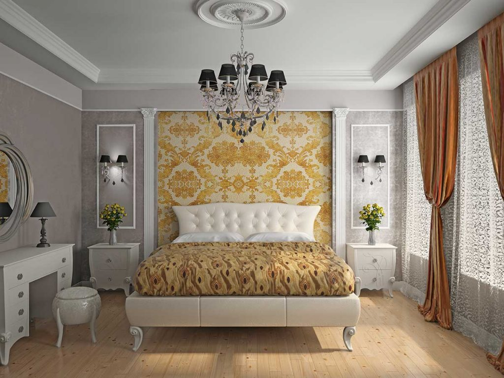 Bedroom Decorating Rules - Choose a wall color that you can relate to