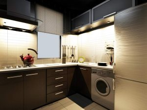 Step-by-Step Guide To Designing The Perfect Kitchen - Think about lighting options