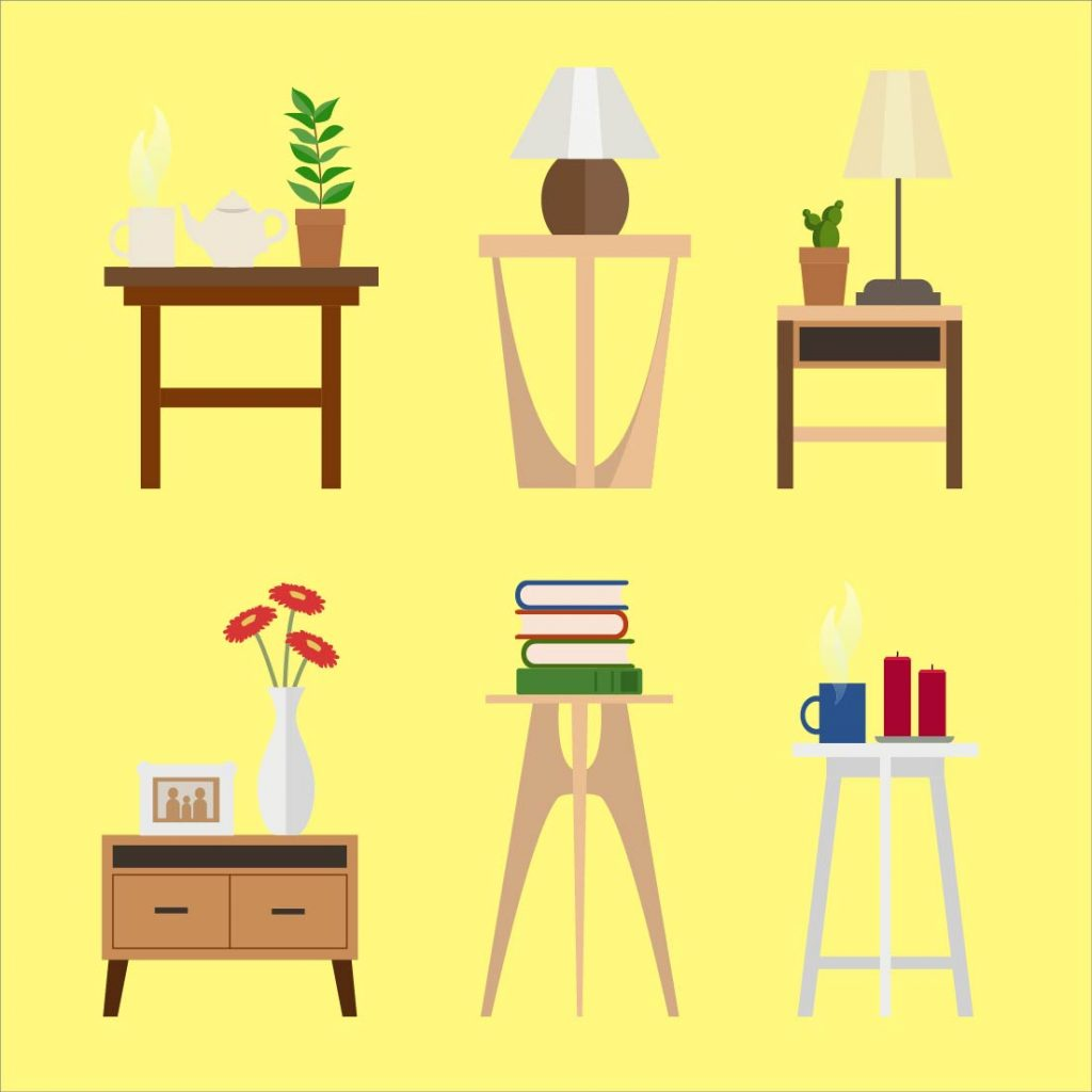 Things To Consider When Choosing A Side Table - Functionality
