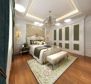 Bedroom Decorating Rules - Include texture