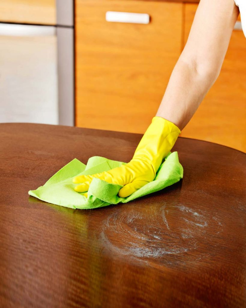 10 Clever Uses of Petroleum Jelly Around The House - Remove water stains