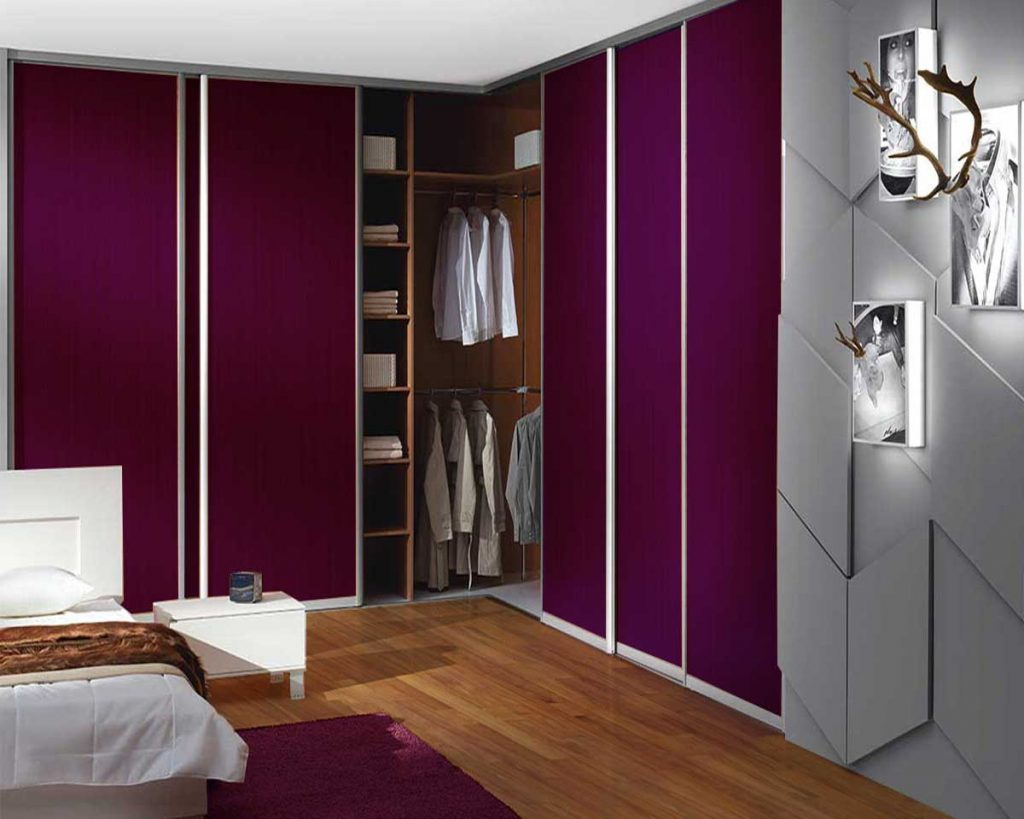 Your Guide To Different Kinds of Wardrobes - Corner Wardrobe