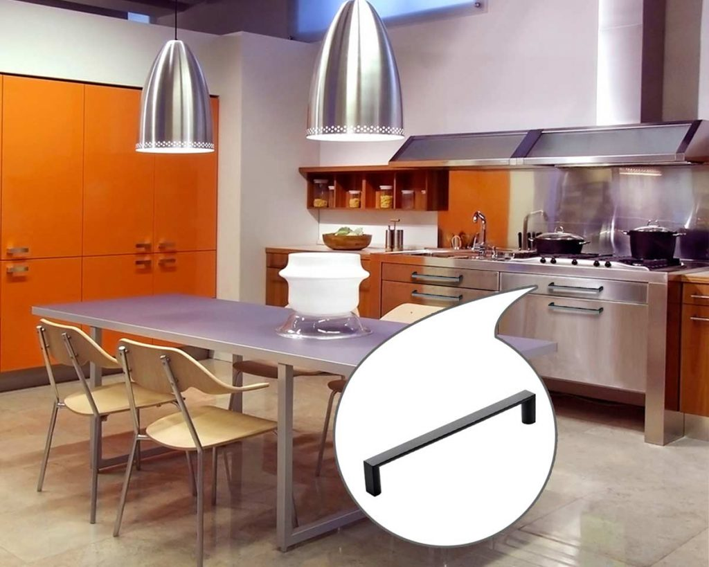 How To Choose Kitchen Cabinet Handles & Pulls