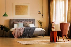 Clever Ways to Warm Up Your Bedroom For Winter