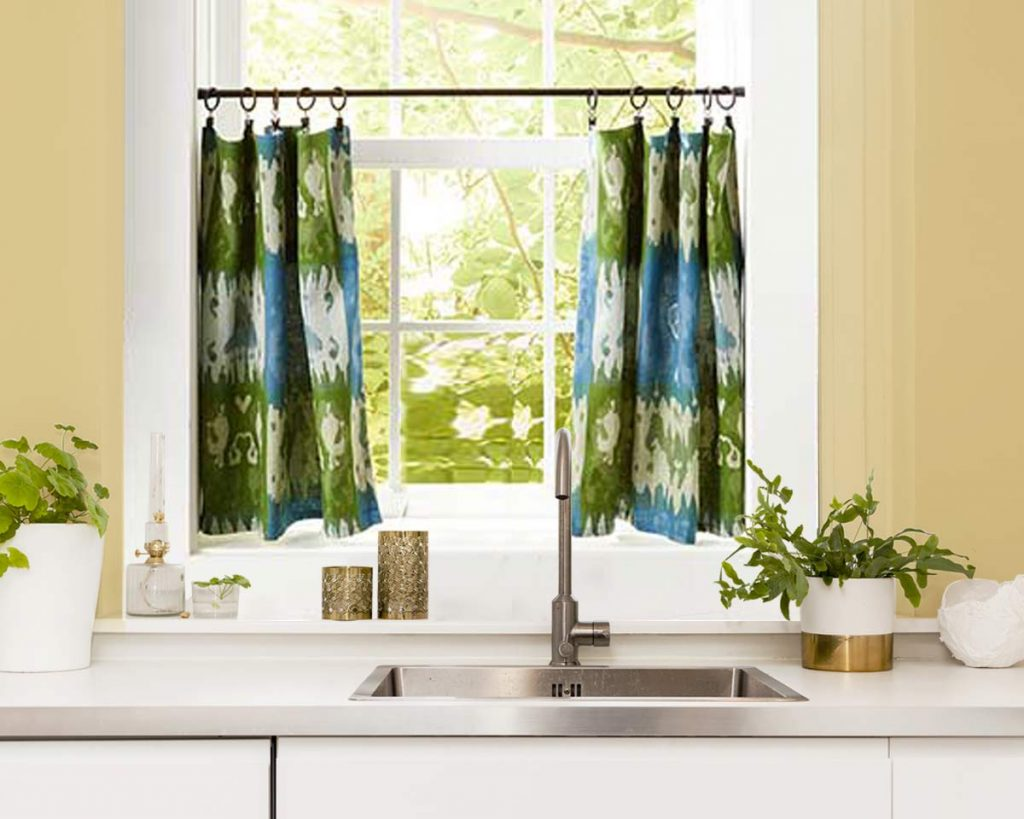 6 Kitchen Window Treatment Ideas You Will Love