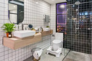 9 Ingenious Tips To Give Your Bathroom A Glamorous Face-Lift