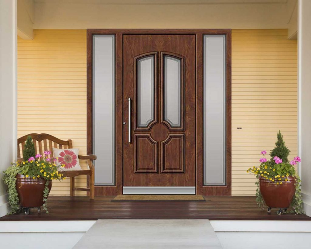 Feng Shui For Beginners: 9 Tips To Harmonize Your Home - Keep your front door beautifully decorated
