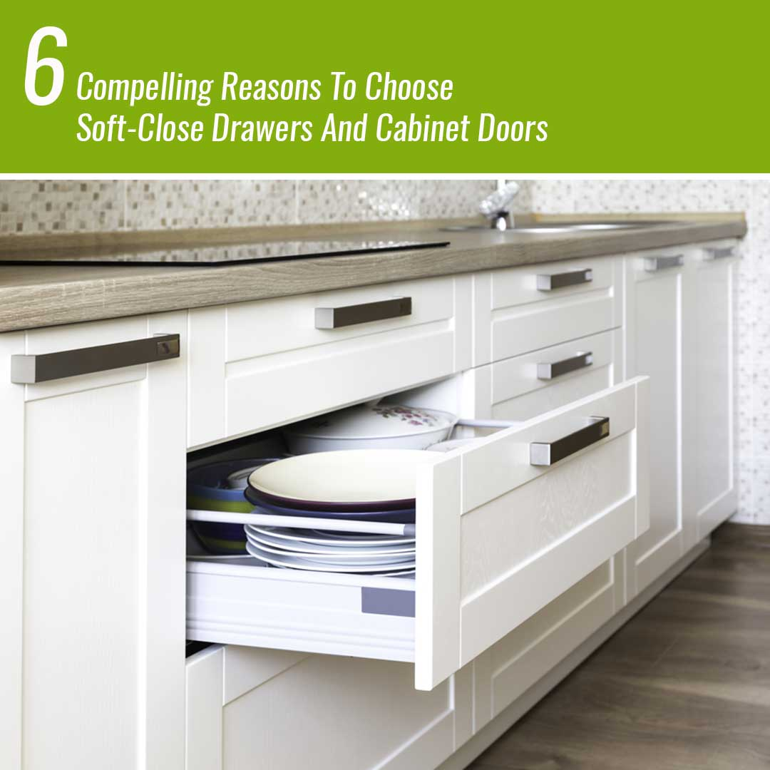 Modular Kitchen Tips 6 Compelling Reasons To Choose Soft Close