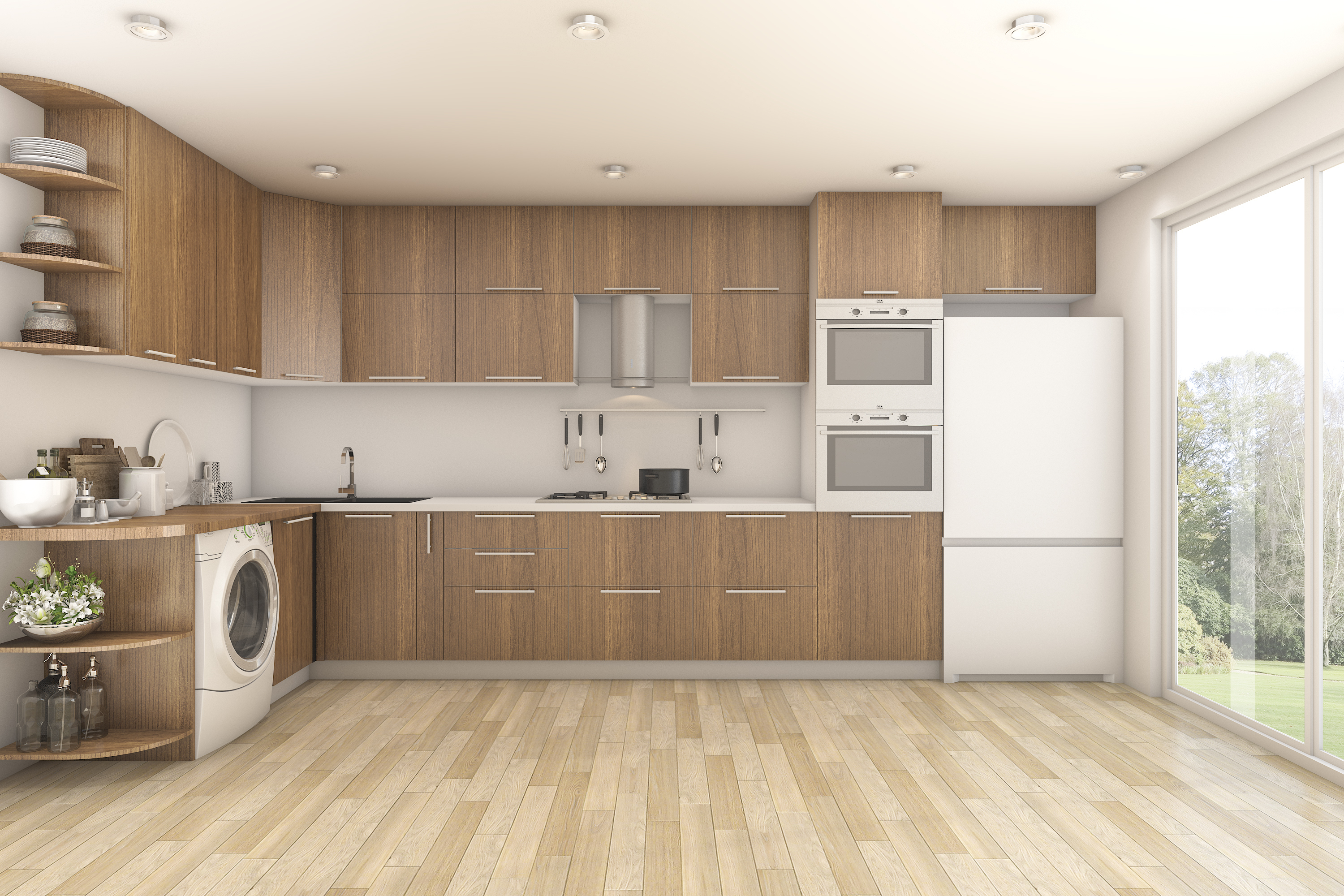 Kitchen Wise Pros And Cons Of Built In Kitchen Appliances