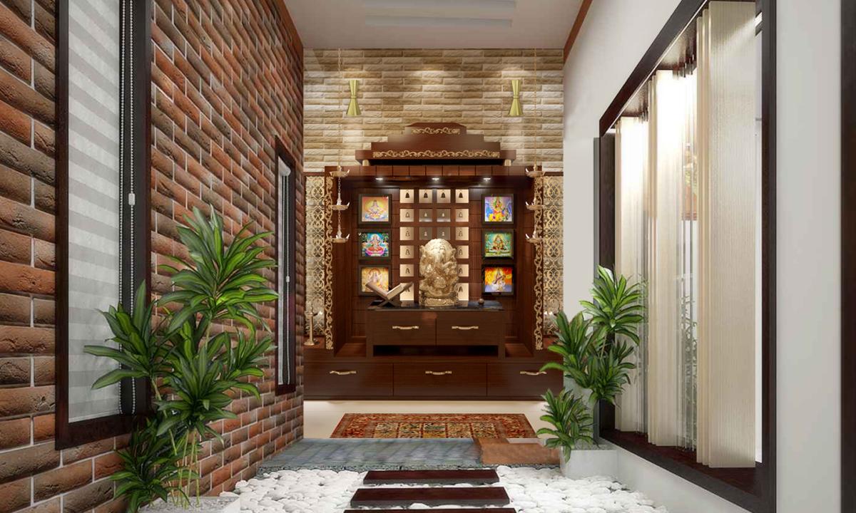 New Ideas Pooja Room Ideas In Living Room